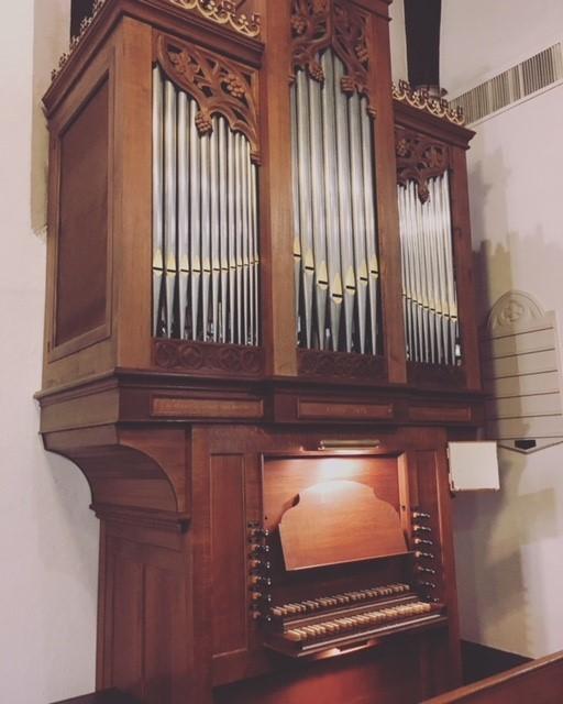 St John's Church Organ