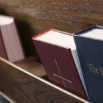 Hymnal Closeup